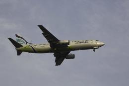 chalk2さんが、羽田空港で撮影したエアプサン 737-48Eの航空フォト(写真)
