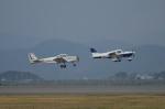 ひでかずさんが、静岡空港で撮影した日本個人所有 PA-28-181 Archer IIの航空フォト(飛行機 写真・画像)