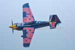 パンダさんが、幕張海浜公園で撮影したアメリカ企業所有 Edge 540 V3の航空フォト(飛行機 写真・画像)