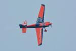 パンダさんが、幕張海浜公園で撮影したサザン・エアクラフト・コンサルタント Edge 540 V3の航空フォト(飛行機 写真・画像)