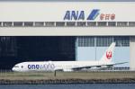 eagletさんが、羽田空港で撮影した日本航空 777-346/ERの航空フォト(写真)