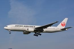 kan787allさんが、福岡空港で撮影した日本航空 777-246の航空フォト(飛行機 写真・画像)