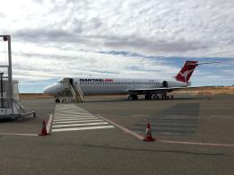 naniwaskyさんが、エアーズロック コネラン空港で撮影したコブハム 717-231の航空フォト(飛行機 写真・画像)