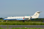 パンダさんが、茨城空港で撮影した航空自衛隊 U-4 Gulfstream IV (G-IV-MPA)の航空フォト(写真)