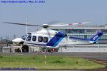 Chofu Spotter Ariaさんが、東京ヘリポートで撮影したオールニッポンヘリコプター AW139の航空フォト(飛行機 写真・画像)
