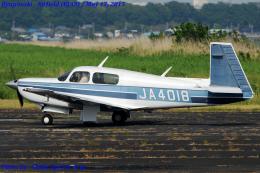 Chofu Spotter Ariaさんが、龍ケ崎飛行場で撮影した日本個人所有 M20K 252TSEの航空フォト(写真)