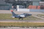 まぁぼーさんが、小松空港で撮影した航空自衛隊 T-4の航空フォト(飛行機 写真・画像)
