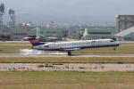 まぁぼーさんが、小松空港で撮影したアイベックスエアラインズ CL-600-2C10 Regional Jet CRJ-702の航空フォト(飛行機 写真・画像)