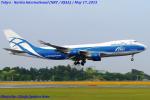 Chofu Spotter Ariaさんが、成田国際空港で撮影したエアブリッジ・カーゴ・エアラインズ 747-4HAF/ER/SCDの航空フォト(飛行機 写真・画像)
