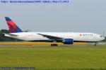 Chofu Spotter Ariaさんが、成田国際空港で撮影したデルタ航空 777-232/ERの航空フォト(飛行機 写真・画像)