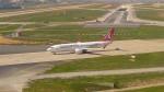 tsubasa0624さんが、アタテュルク国際空港で撮影したターキッシュ・エアラインズ 737-8F2の航空フォト(写真)