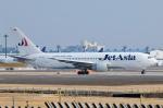 panchiさんが、成田国際空港で撮影したジェット・アジア・エアウェイズ 767-233の航空フォト(飛行機 写真・画像)