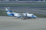 kumagorouさんが、福岡空港で撮影した天草エアライン DHC-8-103Q Dash 8の航空フォト(飛行機 写真・画像)
