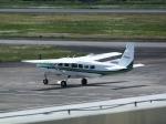 東方亜州さんが、高知空港で撮影した共立航空撮影 208 Caravan Iの航空フォト(写真)