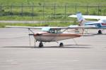 tsubasa0624さんが、札幌飛行場で撮影した北海道フライトサービス 172P Skyhawkの航空フォト(飛行機 写真・画像)