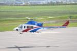 tsubasa0624さんが、札幌飛行場で撮影した国土交通省 地方整備局 412EPの航空フォト(写真)