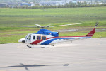 tsubasa0624さんが、札幌飛行場で撮影した国土交通省 地方整備局 412EPの航空フォト(飛行機 写真・画像)