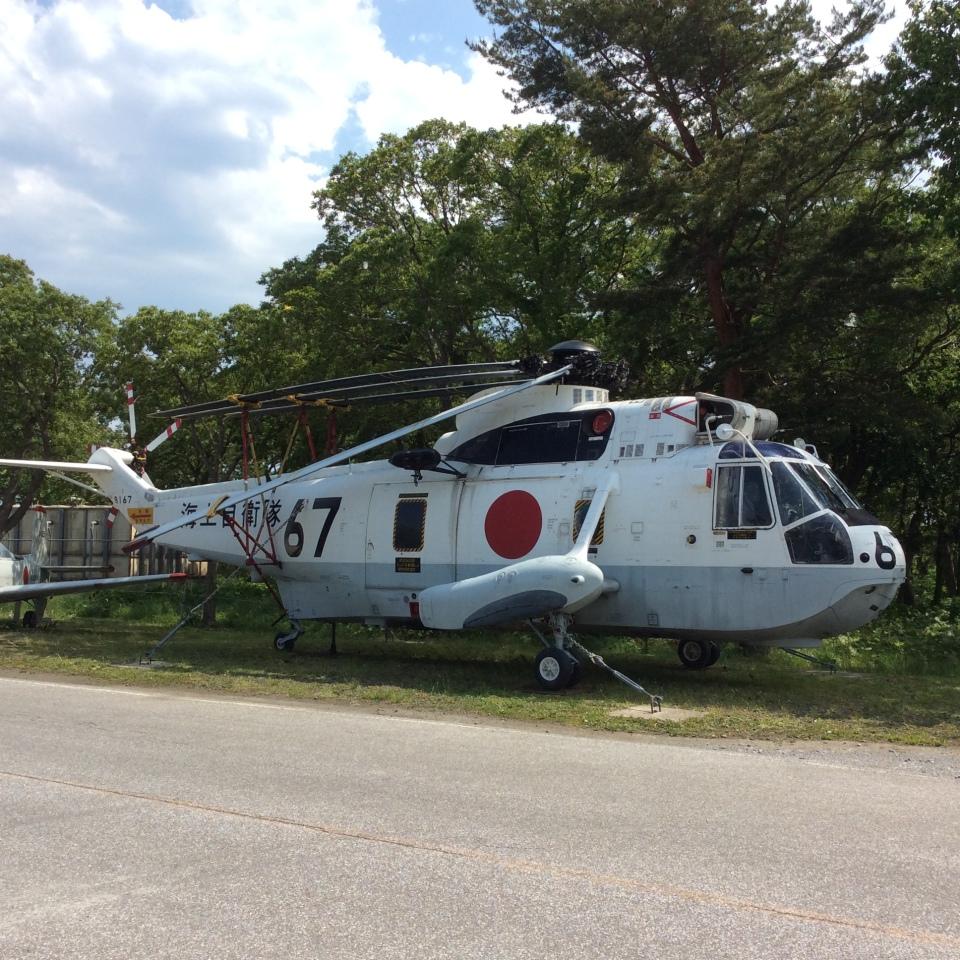 tsubasa0624さんの海上自衛隊 Mitsubishi S-61 (8167) 航空フォト