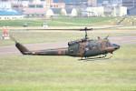 tsubasa0624さんが、札幌飛行場で撮影した陸上自衛隊 UH-1Jの航空フォト(飛行機 写真・画像)