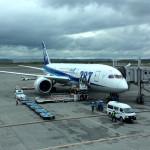 tsubasa0624さんが、新千歳空港で撮影した全日空 787-8 Dreamlinerの航空フォト(飛行機 写真・画像)
