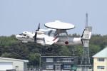 tsubasa0624さんが、三沢飛行場で撮影した航空自衛隊 E-2C Hawkeyeの航空フォト(飛行機 写真・画像)