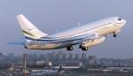 M-STARさんが、ル・ブールジェ空港で撮影したジェット・コネクションズ 737-2V6/Advの航空フォト(写真)