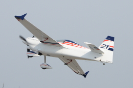 航空フォト:N721MD エアクラフト・ギャランティ (AGC) Edge 540