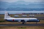 カヤノユウイチさんが、米子空港で撮影した航空自衛隊 YS-11A-402NTの航空フォト(写真)