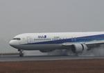 ふじいあきらさんが、広島空港で撮影した全日空 767-381/ERの航空フォト(写真)
