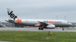 誘喜さんが、シドニー国際空港で撮影したジェットスター A320-232の航空フォト(飛行機 写真・画像)