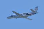 パンダさんが、米子空港で撮影した中日本航空 560 Citation Vの航空フォト(写真)