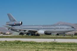 Tomo-Papaさんが、コンヤ空港で撮影したオランダ王立空軍 DC-10-30CFの航空フォト(飛行機 写真・画像)
