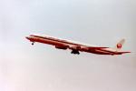 Caravelle se210さんが、羽田空港で撮影した日本航空 DC-8-61の航空フォト(写真)