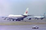 Caravelle se210さんが、羽田空港で撮影した日本航空 747SR-46の航空フォト(写真)
