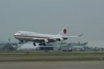 北の熊さんが、千歳基地で撮影した航空自衛隊 747-47Cの航空フォト(飛行機 写真・画像)
