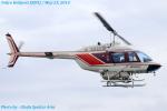 Chofu Spotter Ariaさんが、東京ヘリポートで撮影したヘリサービス 206B-3 JetRanger IIIの航空フォト(写真)