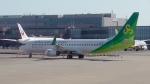 さとうさんが、成田国際空港で撮影した春秋航空日本 737-81Dの航空フォト(写真)