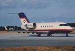 kumagorouさんが、仙台空港で撮影したCommodore Air Inc CL-600-2B16 Challenger 601-3Aの航空フォト(写真)