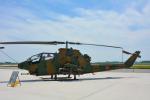 パンダさんが、米子空港で撮影した陸上自衛隊 AH-1Sの航空フォト(飛行機 写真・画像)