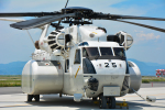 パンダさんが、米子空港で撮影した海上自衛隊 MH-53Eの航空フォト(飛行機 写真・画像)