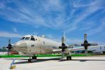 パンダさんが、米子空港で撮影した海上自衛隊 P-3Cの航空フォト(飛行機 写真・画像)