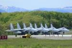千歳基地 - Chitose Airbase [RJCJ]で撮影された航空自衛隊 - Japan Air Self-Defense Force - 第203飛行隊 - の航空機写真