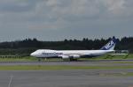 kumagorouさんが、成田国際空港で撮影した日本貨物航空 747-8KZF/SCDの航空フォト(写真)