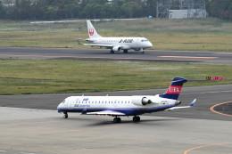 tsubasa0624さんが、仙台空港で撮影したアイベックスエアラインズ CL-600-2C10 Regional Jet CRJ-702ERの航空フォト(飛行機 写真・画像)