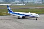 tsubasa0624さんが、仙台空港で撮影した全日空 767-381の航空フォト(写真)