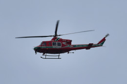 tsubasa0624さんが、仙台空港で撮影した仙台市消防航空隊 412EPの航空フォト(飛行機 写真・画像)