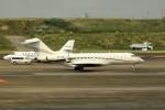 tsubasa0624さんが、羽田空港で撮影したヴァーレ BD-700 Global Express/5000/6000の航空フォト(写真)