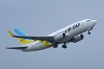 tsubasa0624さんが、仙台空港で撮影したAIR DO 737-781の航空フォト(飛行機 写真・画像)