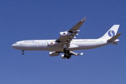 senyoさんが、成田国際空港で撮影したサベナ・ベルギー航空 A340-211の航空フォト(飛行機 写真・画像)