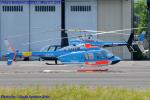 Chofu Spotter Ariaさんが、東京ヘリポートで撮影した中日本航空 206B JetRanger IIの航空フォト(写真)